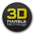 Logo 3D Marble Technology